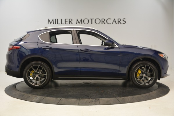 New 2018 Alfa Romeo Stelvio Sport Q4 for sale Sold at Alfa Romeo of Westport in Westport CT 06880 9