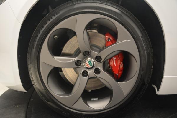 New 2018 Alfa Romeo Giulia Ti Sport Q4 for sale Sold at Alfa Romeo of Westport in Westport CT 06880 14