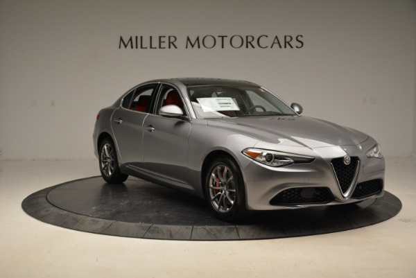 New 2018 Alfa Romeo Giulia Q4 for sale Sold at Alfa Romeo of Westport in Westport CT 06880 11