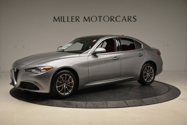 New 2018 Alfa Romeo Giulia Q4 for sale Sold at Alfa Romeo of Westport in Westport CT 06880 2