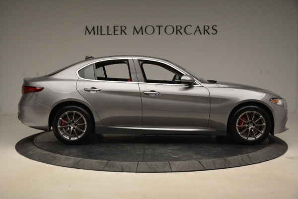 New 2018 Alfa Romeo Giulia Q4 for sale Sold at Alfa Romeo of Westport in Westport CT 06880 9