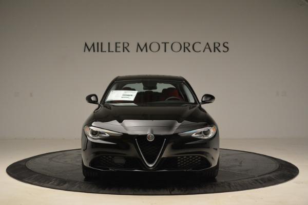New 2018 Alfa Romeo Giulia Q4 for sale Sold at Alfa Romeo of Westport in Westport CT 06880 12