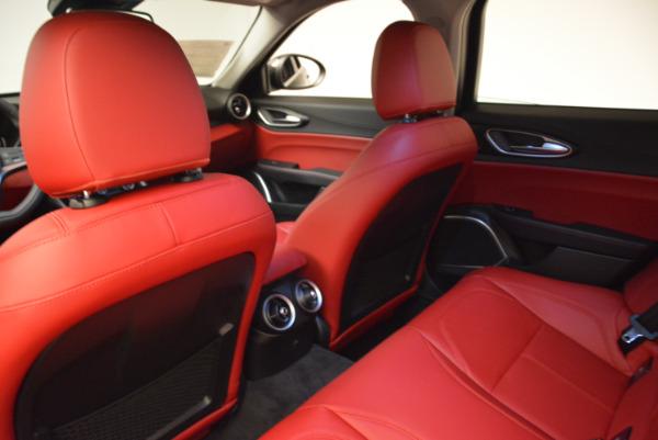 New 2018 Alfa Romeo Giulia Q4 for sale Sold at Alfa Romeo of Westport in Westport CT 06880 16