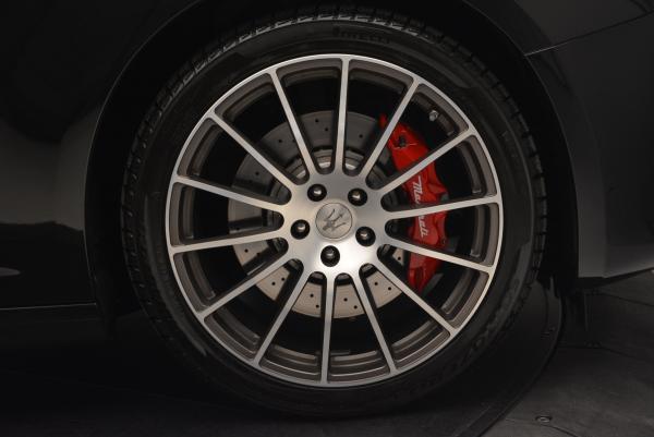 New 2016 Maserati Ghibli S Q4 for sale Sold at Alfa Romeo of Westport in Westport CT 06880 27