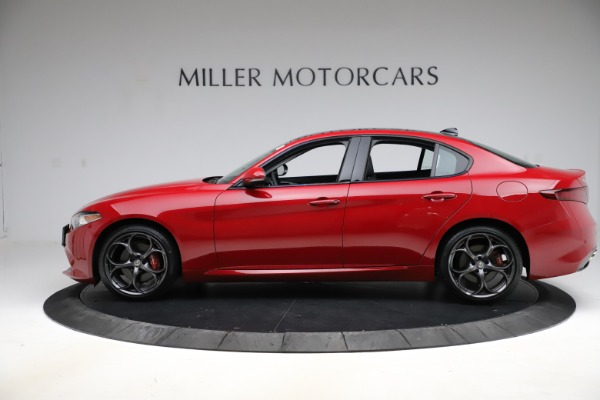 Used 2018 Alfa Romeo Giulia Ti Sport Q4 for sale $31,900 at Alfa Romeo of Westport in Westport CT 06880 3