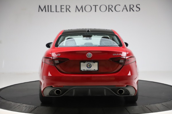 Used 2018 Alfa Romeo Giulia Ti Sport Q4 for sale $31,900 at Alfa Romeo of Westport in Westport CT 06880 6
