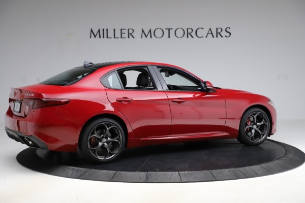 Used 2018 Alfa Romeo Giulia Ti Sport Q4 for sale $31,900 at Alfa Romeo of Westport in Westport CT 06880 8