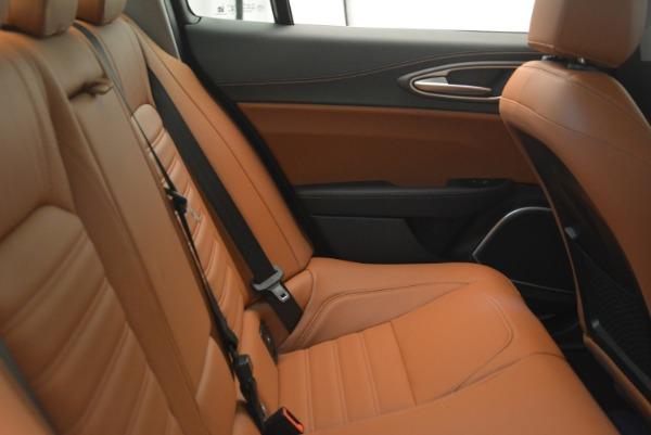 New 2018 Alfa Romeo Giulia Ti Lusso Q4 for sale Sold at Alfa Romeo of Westport in Westport CT 06880 20