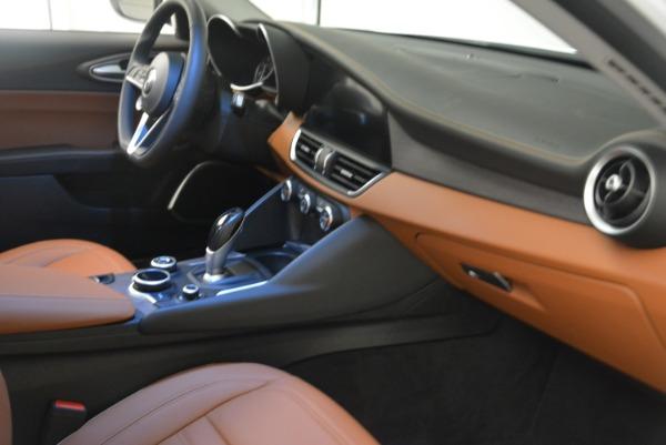 New 2018 Alfa Romeo Giulia Ti Lusso Q4 for sale Sold at Alfa Romeo of Westport in Westport CT 06880 23