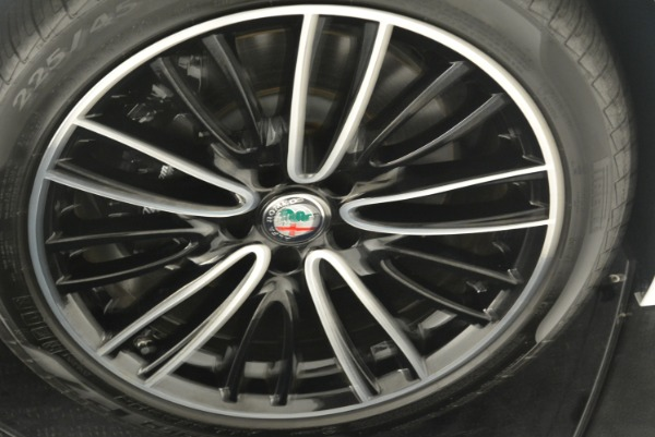 New 2018 Alfa Romeo Giulia Ti Lusso Q4 for sale Sold at Alfa Romeo of Westport in Westport CT 06880 25
