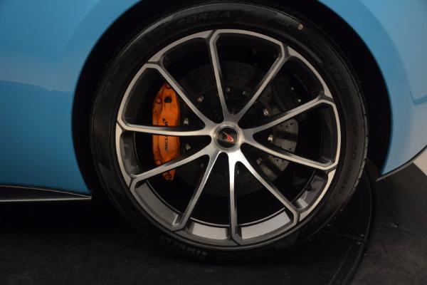 New 2018 McLaren 570S Spider for sale Sold at Alfa Romeo of Westport in Westport CT 06880 26