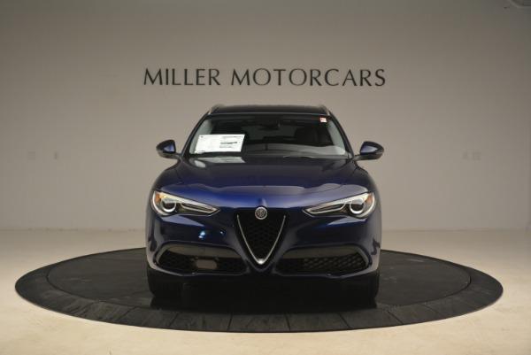 New 2018 Alfa Romeo Stelvio Q4 for sale Sold at Alfa Romeo of Westport in Westport CT 06880 12