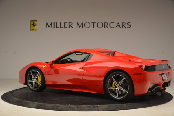 Used 2013 Ferrari 458 Spider for sale Sold at Alfa Romeo of Westport in Westport CT 06880 16