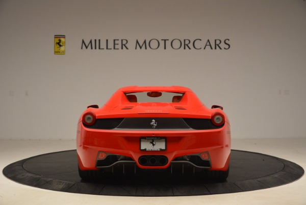 Used 2013 Ferrari 458 Spider for sale Sold at Alfa Romeo of Westport in Westport CT 06880 18
