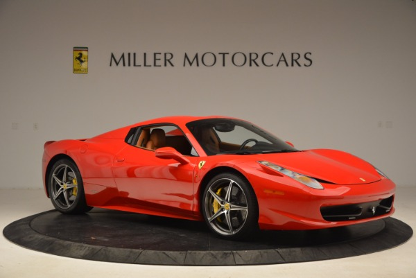 Used 2013 Ferrari 458 Spider for sale Sold at Alfa Romeo of Westport in Westport CT 06880 22