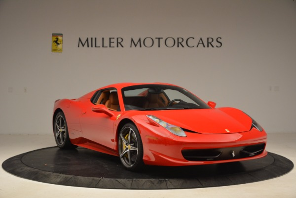 Used 2013 Ferrari 458 Spider for sale Sold at Alfa Romeo of Westport in Westport CT 06880 23