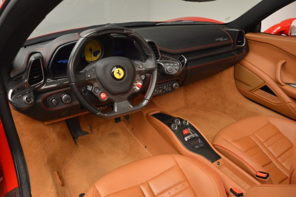 Used 2013 Ferrari 458 Spider for sale Sold at Alfa Romeo of Westport in Westport CT 06880 25