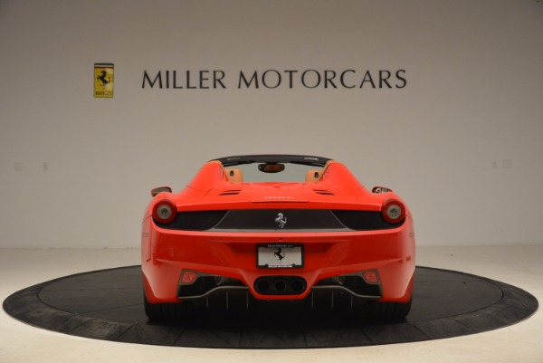 Used 2013 Ferrari 458 Spider for sale Sold at Alfa Romeo of Westport in Westport CT 06880 6