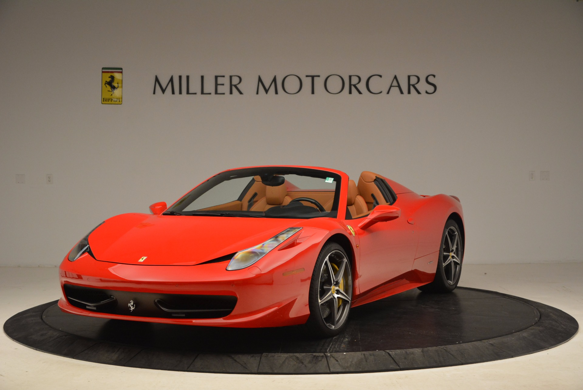 Used 2013 Ferrari 458 Spider for sale Sold at Alfa Romeo of Westport in Westport CT 06880 1