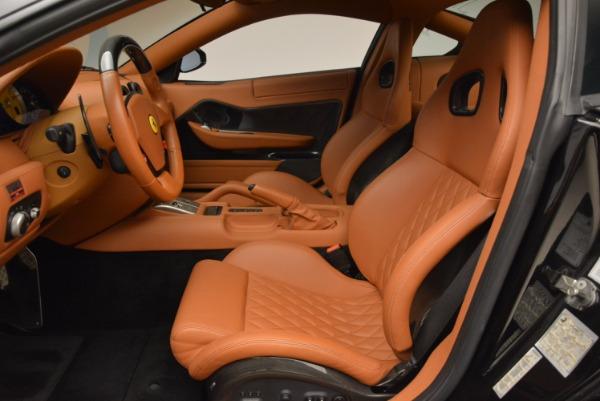 Used 2008 Ferrari 599 GTB Fiorano for sale Sold at Alfa Romeo of Westport in Westport CT 06880 14