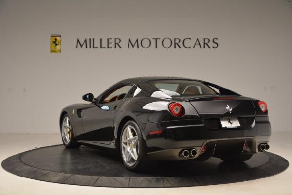 Used 2008 Ferrari 599 GTB Fiorano for sale Sold at Alfa Romeo of Westport in Westport CT 06880 5
