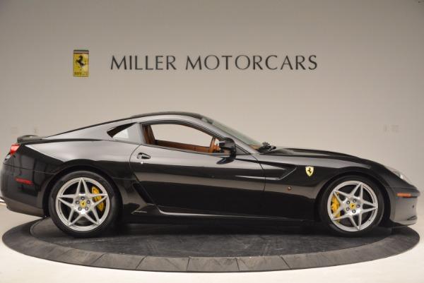 Used 2008 Ferrari 599 GTB Fiorano for sale Sold at Alfa Romeo of Westport in Westport CT 06880 9