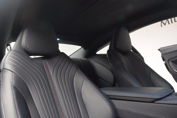 Used 2017 Aston Martin DB11 for sale Sold at Alfa Romeo of Westport in Westport CT 06880 18