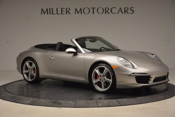 Used 2012 Porsche 911 Carrera S for sale Sold at Alfa Romeo of Westport in Westport CT 06880 12