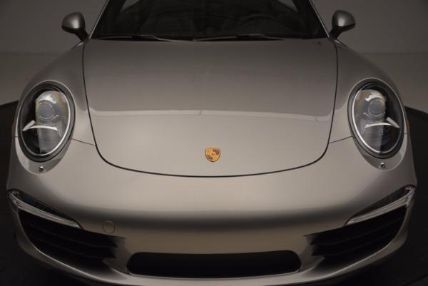 Used 2012 Porsche 911 Carrera S for sale Sold at Alfa Romeo of Westport in Westport CT 06880 13