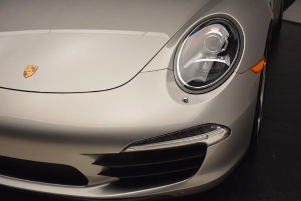 Used 2012 Porsche 911 Carrera S for sale Sold at Alfa Romeo of Westport in Westport CT 06880 15