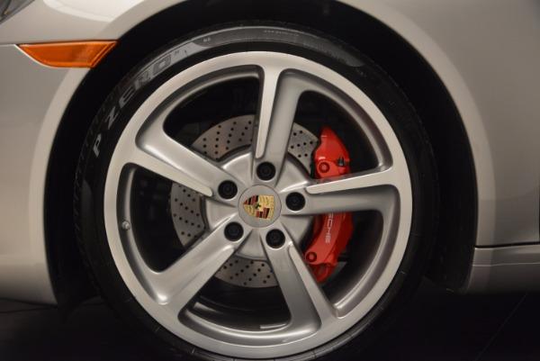 Used 2012 Porsche 911 Carrera S for sale Sold at Alfa Romeo of Westport in Westport CT 06880 16