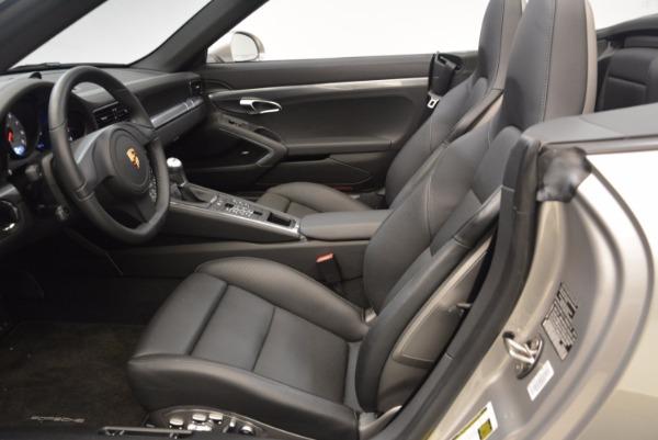 Used 2012 Porsche 911 Carrera S for sale Sold at Alfa Romeo of Westport in Westport CT 06880 21