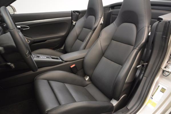 Used 2012 Porsche 911 Carrera S for sale Sold at Alfa Romeo of Westport in Westport CT 06880 23
