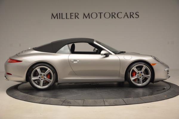 Used 2012 Porsche 911 Carrera S for sale Sold at Alfa Romeo of Westport in Westport CT 06880 4