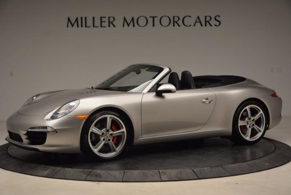 Used 2012 Porsche 911 Carrera S for sale Sold at Alfa Romeo of Westport in Westport CT 06880 8