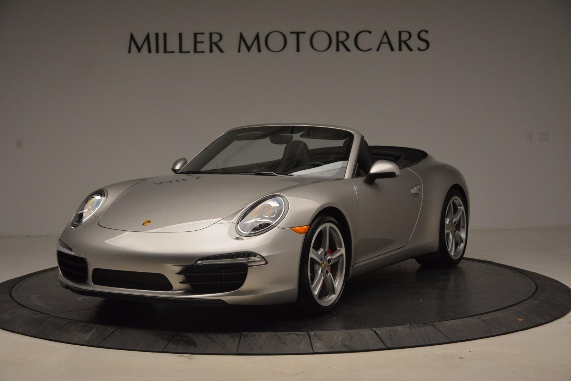 Used 2012 Porsche 911 Carrera S for sale Sold at Alfa Romeo of Westport in Westport CT 06880 1