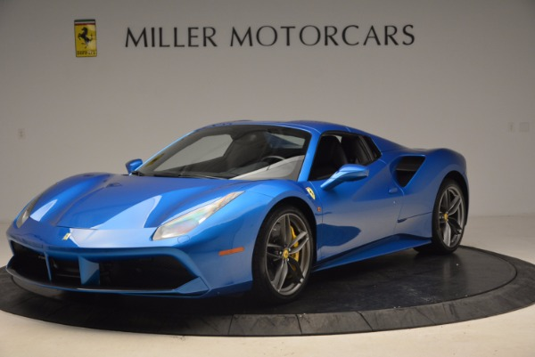 Used 2017 Ferrari 488 Spider for sale Sold at Alfa Romeo of Westport in Westport CT 06880 13