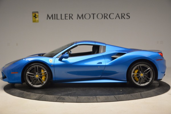 Used 2017 Ferrari 488 Spider for sale Sold at Alfa Romeo of Westport in Westport CT 06880 14