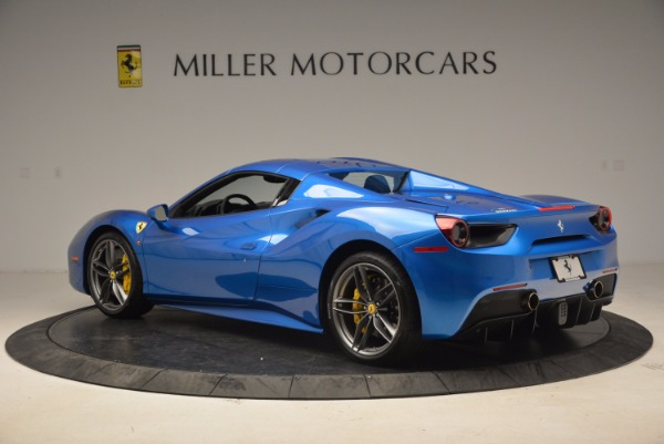 Used 2017 Ferrari 488 Spider for sale Sold at Alfa Romeo of Westport in Westport CT 06880 15