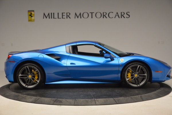 Used 2017 Ferrari 488 Spider for sale Sold at Alfa Romeo of Westport in Westport CT 06880 18