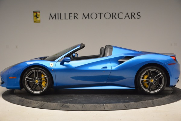 Used 2017 Ferrari 488 Spider for sale Sold at Alfa Romeo of Westport in Westport CT 06880 3