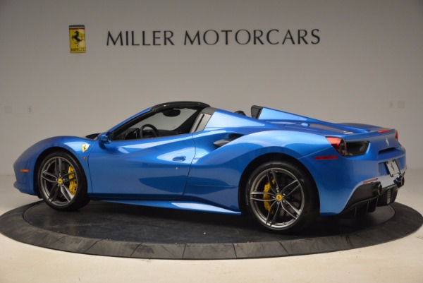 Used 2017 Ferrari 488 Spider for sale Sold at Alfa Romeo of Westport in Westport CT 06880 4