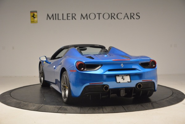 Used 2017 Ferrari 488 Spider for sale Sold at Alfa Romeo of Westport in Westport CT 06880 5