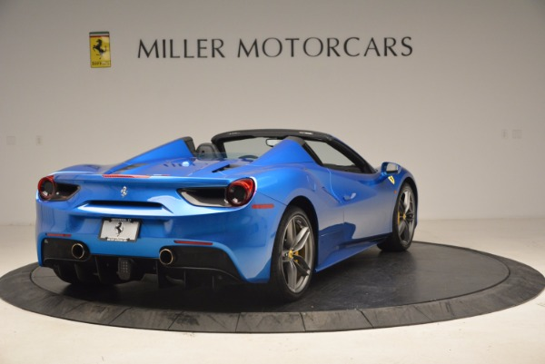 Used 2017 Ferrari 488 Spider for sale Sold at Alfa Romeo of Westport in Westport CT 06880 7