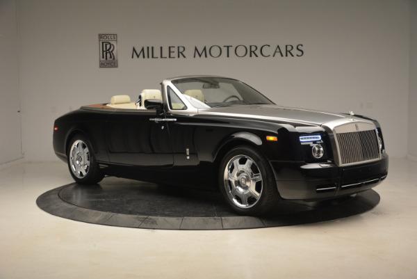 Used 2009 Rolls-Royce Phantom Drophead Coupe for sale Sold at Alfa Romeo of Westport in Westport CT 06880 12