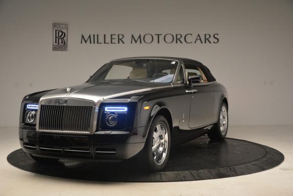 Used 2009 Rolls-Royce Phantom Drophead Coupe for sale Sold at Alfa Romeo of Westport in Westport CT 06880 14
