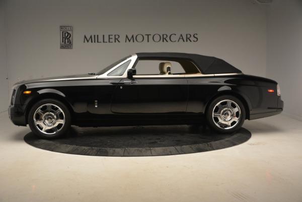 Used 2009 Rolls-Royce Phantom Drophead Coupe for sale Sold at Alfa Romeo of Westport in Westport CT 06880 15