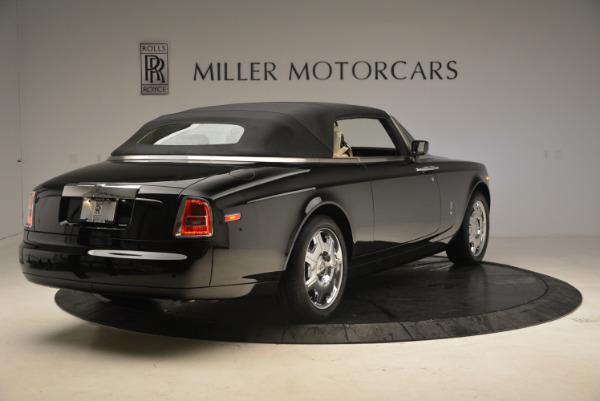 Used 2009 Rolls-Royce Phantom Drophead Coupe for sale Sold at Alfa Romeo of Westport in Westport CT 06880 19