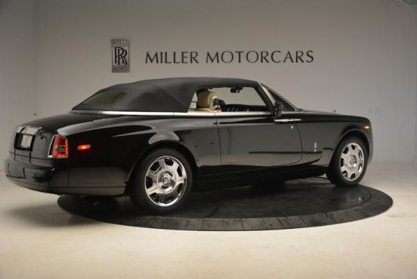 Used 2009 Rolls-Royce Phantom Drophead Coupe for sale Sold at Alfa Romeo of Westport in Westport CT 06880 20