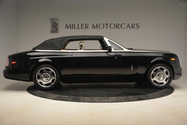 Used 2009 Rolls-Royce Phantom Drophead Coupe for sale Sold at Alfa Romeo of Westport in Westport CT 06880 21